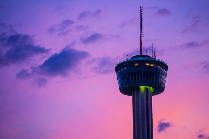 Tower of the Americas, San Antonio
