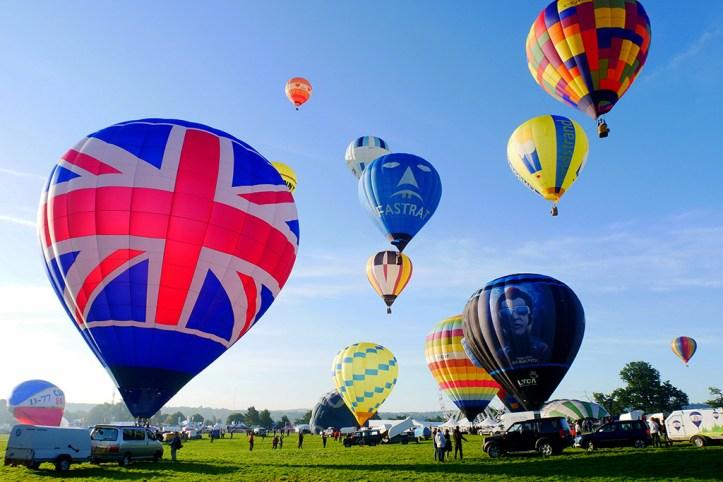 Balloon Fiesta, Bristol