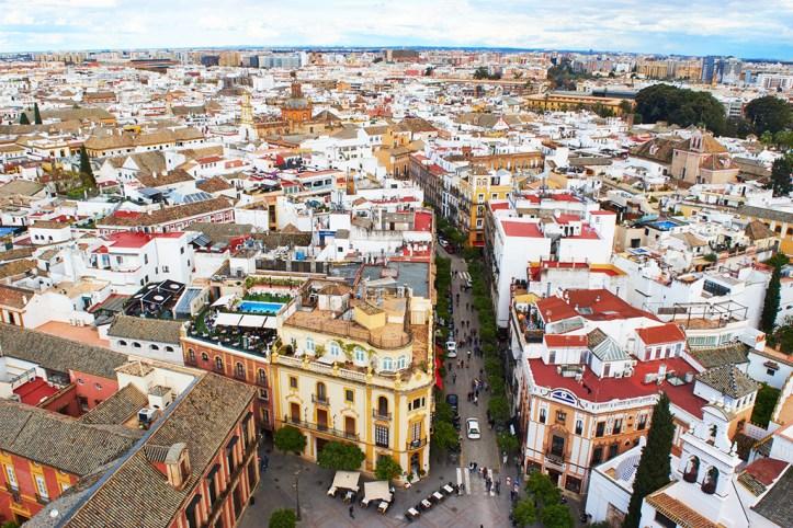 Calle Mateos Gago, Seville