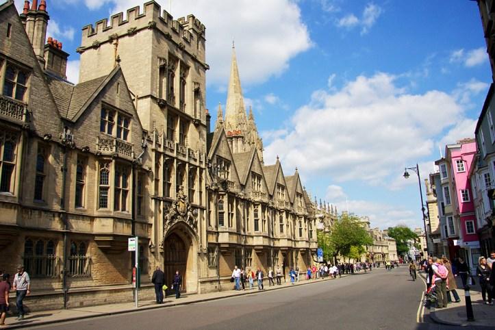Downtown, Oxford