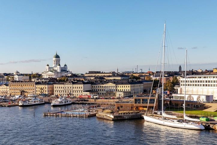 Ferry Port, Helsinki
