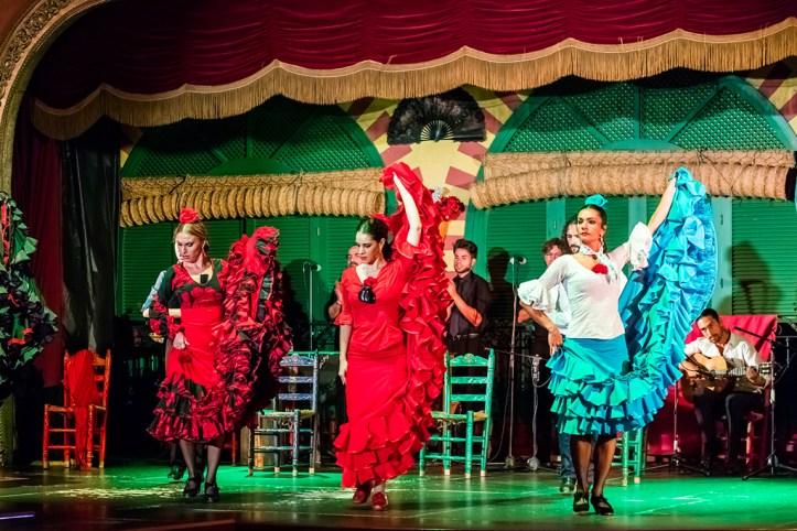 Flamenco Dance, Seville
