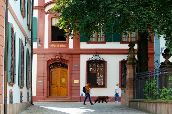 Historic Center, Basel