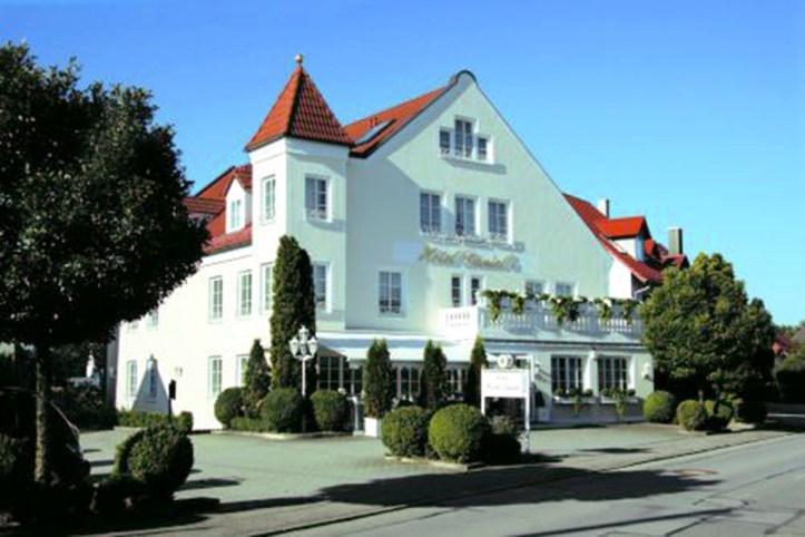Hotel Daniels, Munich