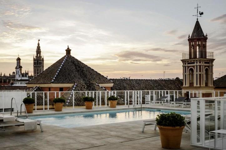Hotel Fernando III, Seville