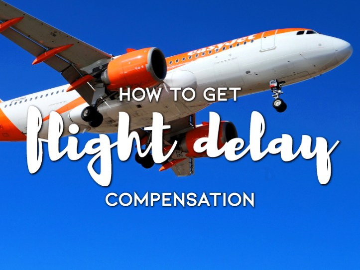 How to get flight delay compensation