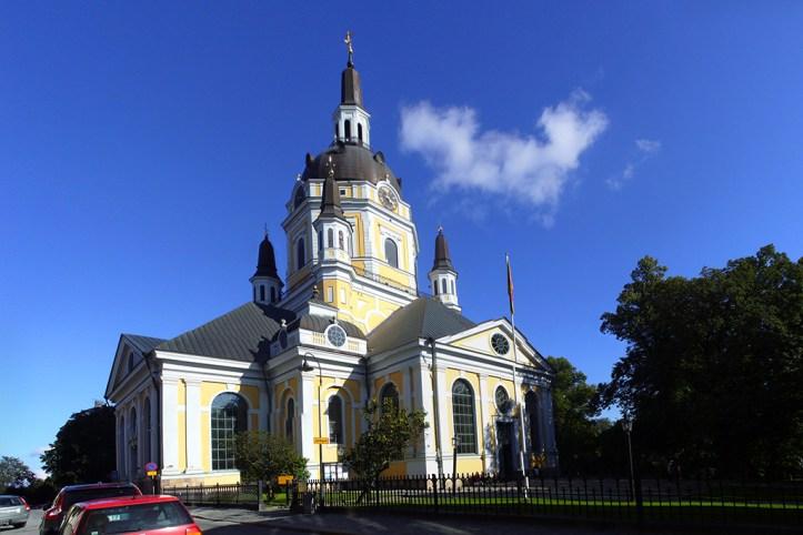 Katarina and Sofia Church, Stockholm