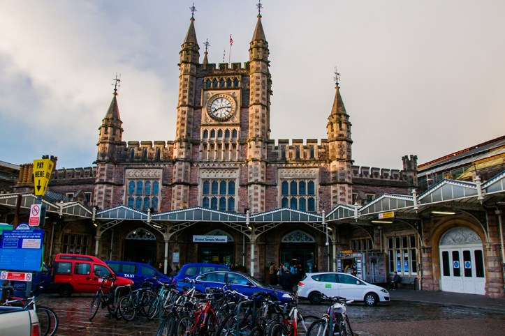 Meads Train Station, Bristol