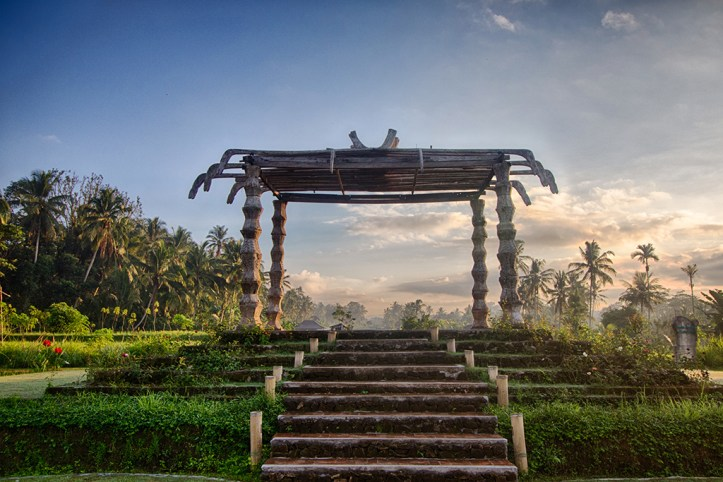 Morning in Ubud