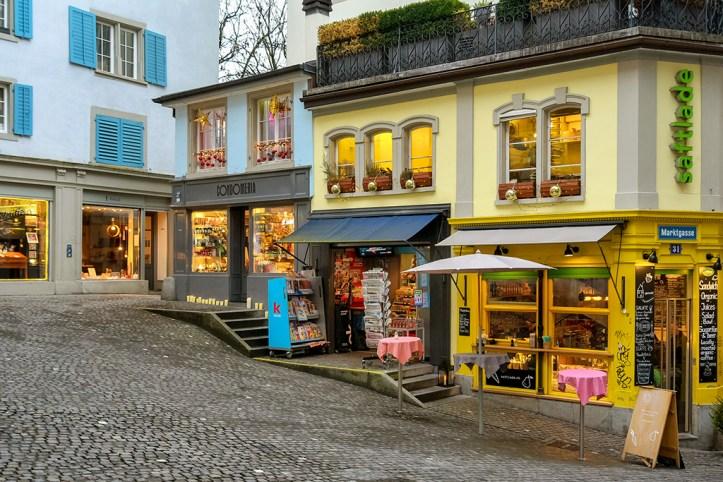 Niederdorf, Zurich