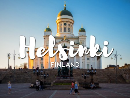 One day in Helsinki itinerary, Finland