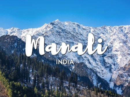 One day in Manali Itinerary, India