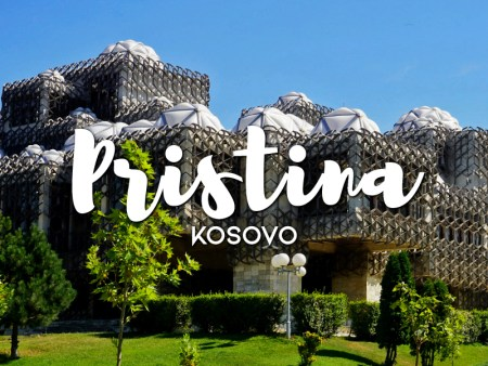 One day in Pristina Itinerary