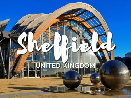 One day in Sheffield Itinerary