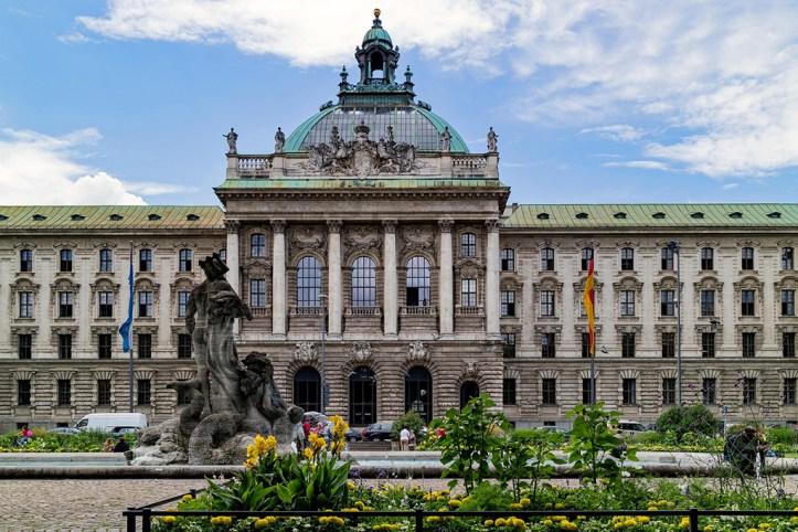 Palace of Justice, Munich