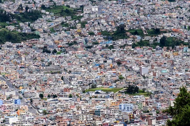 Quito Aerial