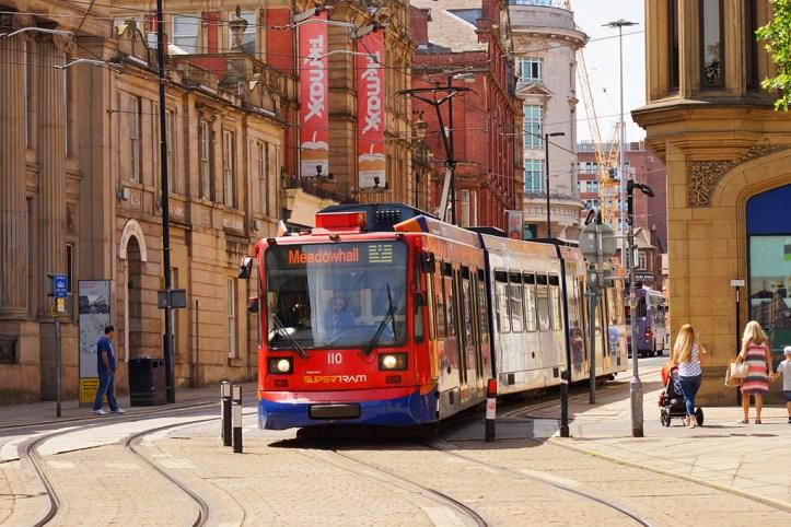 Street of Sheffield