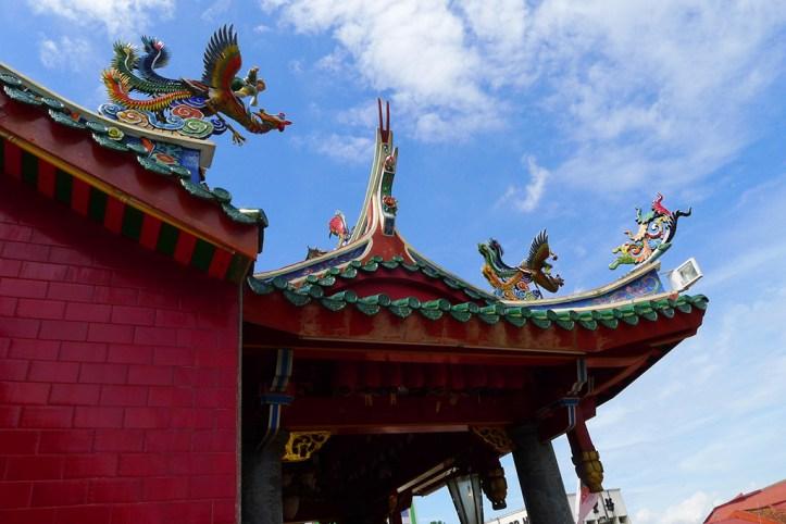 Tua Pek Kong Ornaments, Kuching