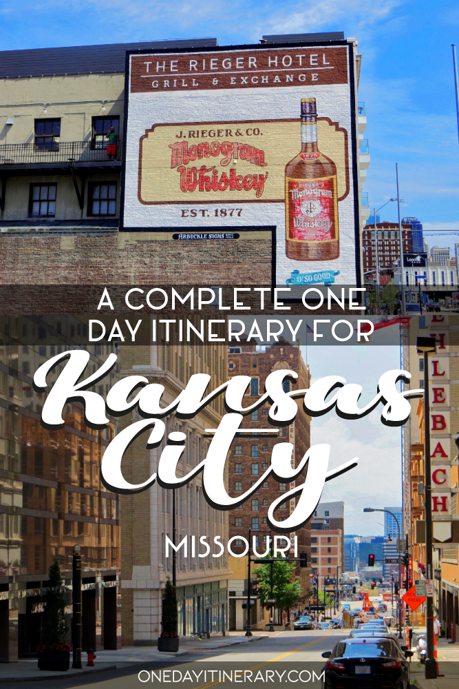One day in Kansas City