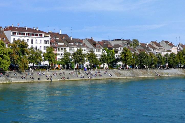 Promenade, Basel