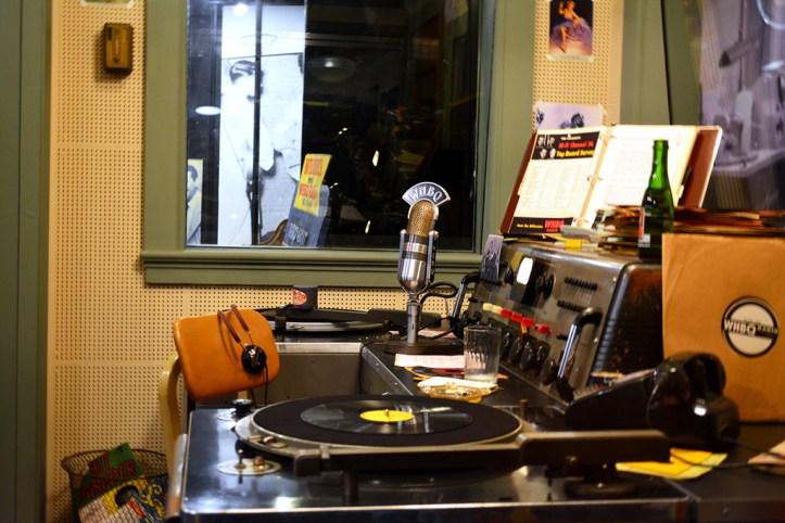 Sun Studio Control Room, Memphis