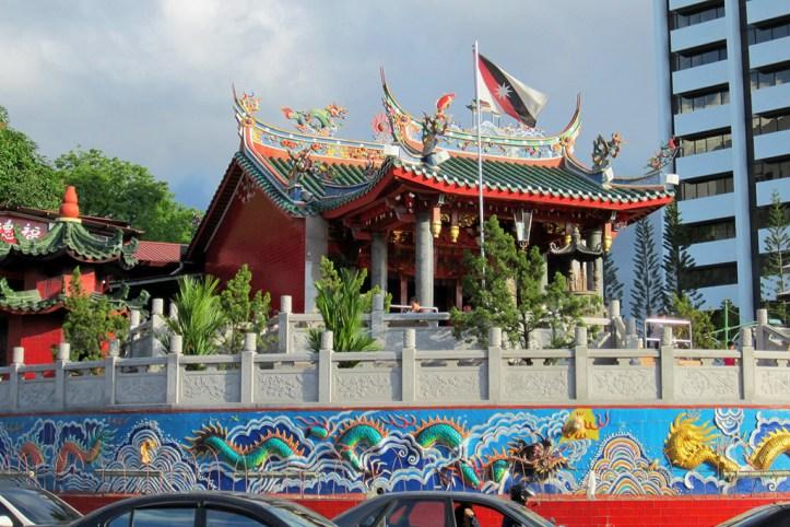 Tua Pek Kong Chinese Temple, Kuching