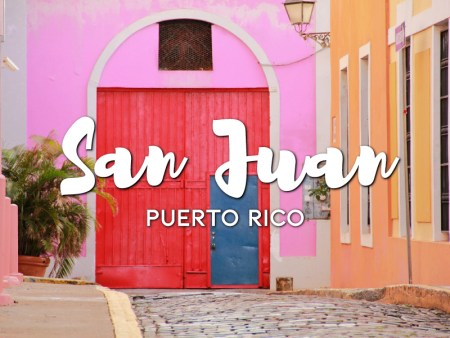 One day in San Juan Itinerary 2