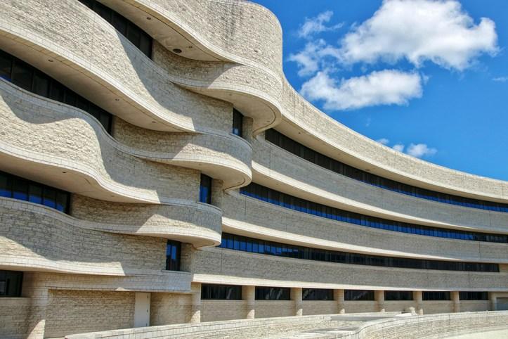 the Museum Of Civilization, Quebec
