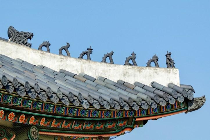 Gyeongbokgung Palace, Seoul 1
