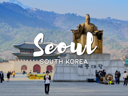 One day in Seoul Itinerary