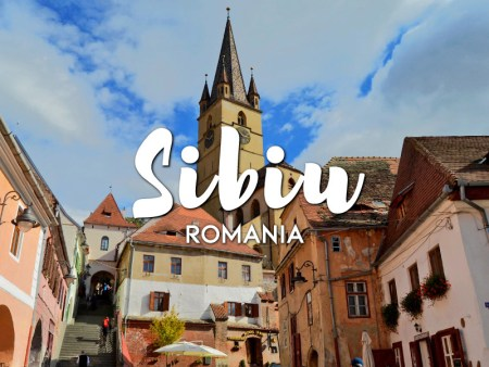 One day in Sibiu Itinerary
