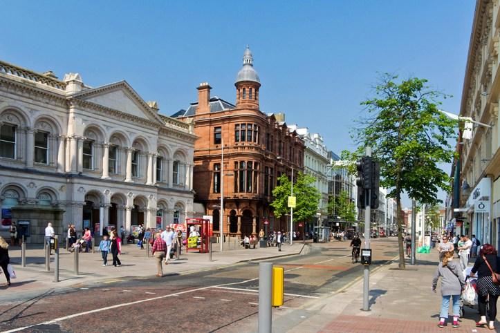 Street of Belfast