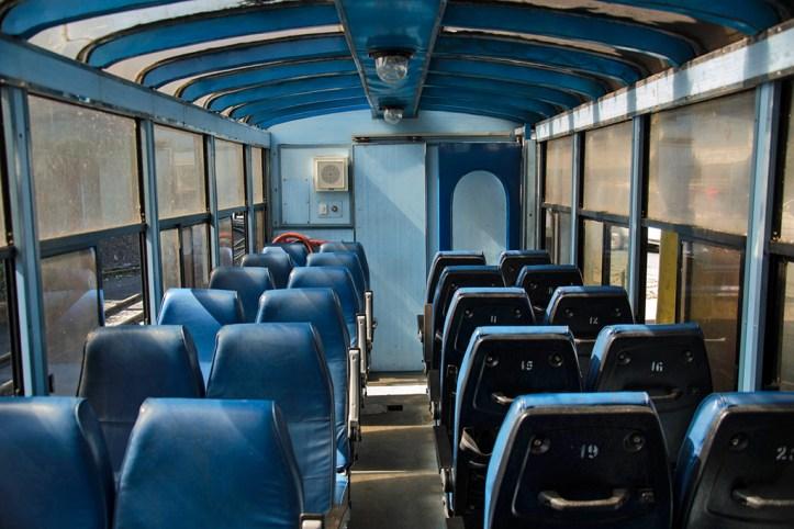 Darjeeling Himalayan Railway Interior