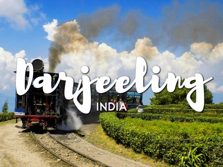 One day in Darjeeling itinerary