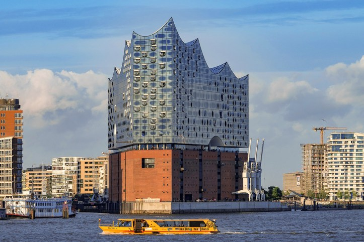 The Elbphilharmonie, Hamburg