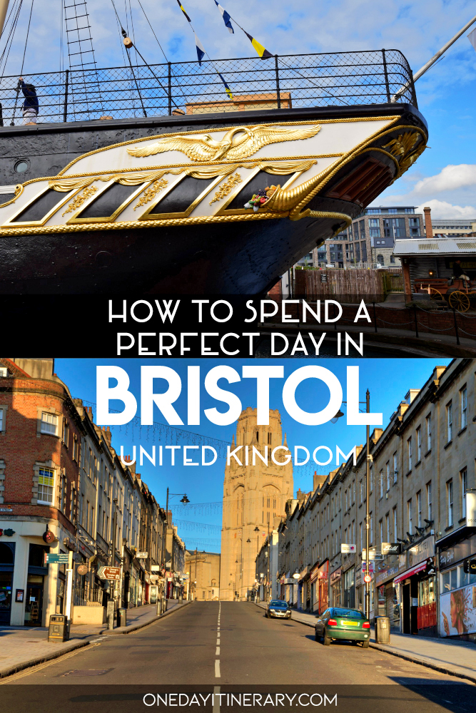 How to spend a perfect day in Bristol, UK