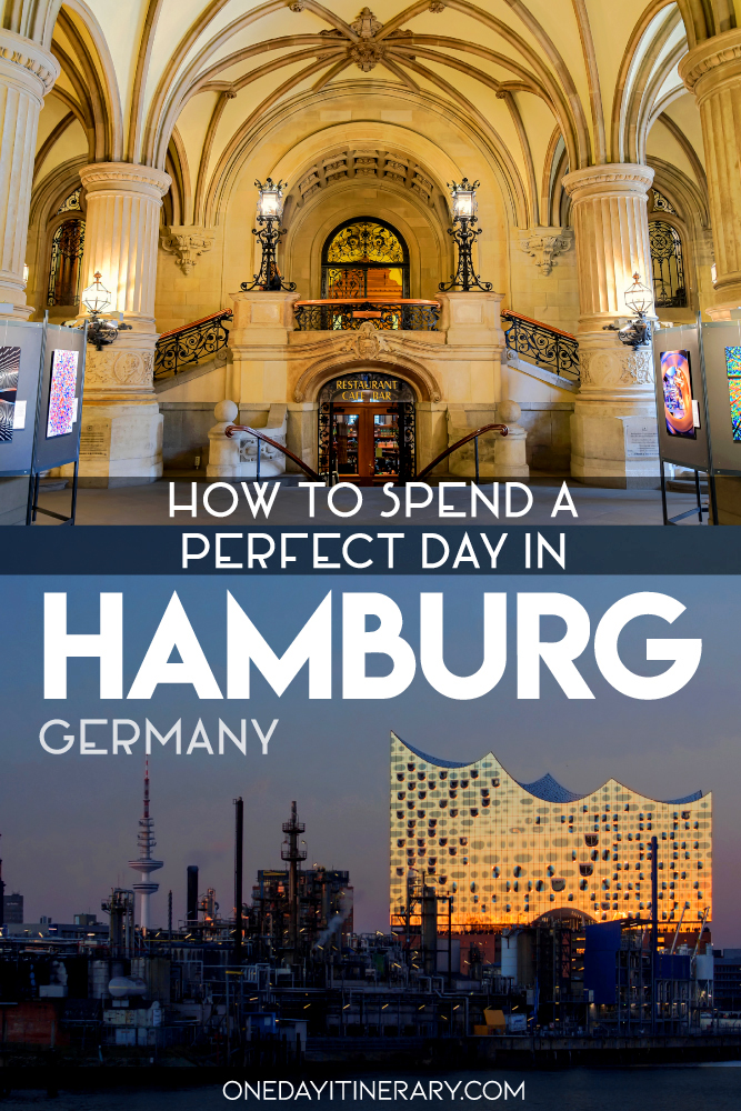 How to spend a perfect day in Hamburg, Germany