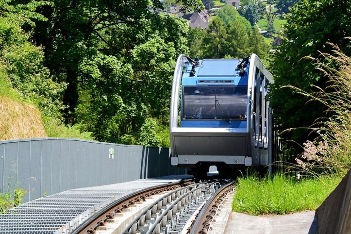 Hungerburgbahn funicular, Innsbruck