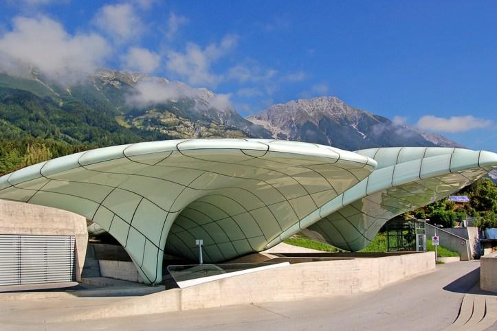 Hungerburgbahn funicular station, Innsbruck