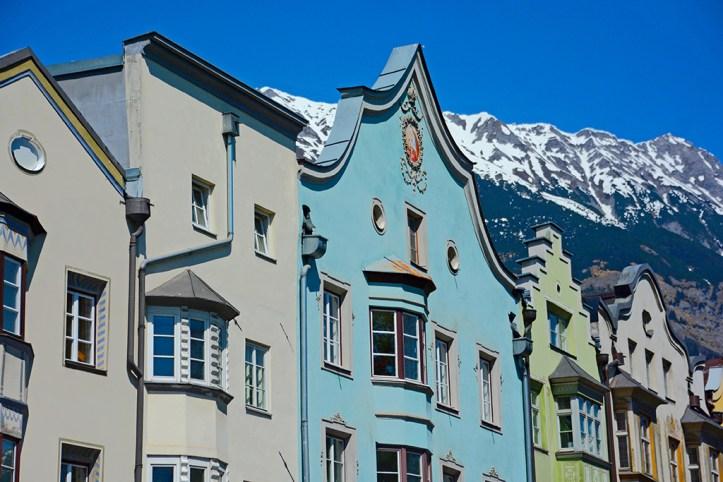 Innsbruck Architecture
