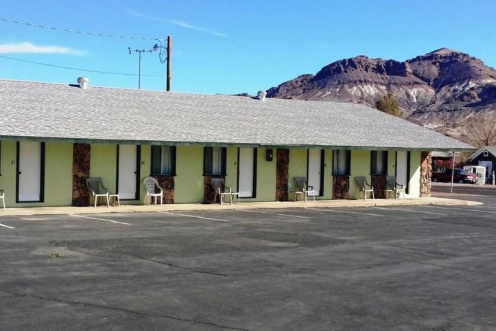 El Portal Motel, Death Valley