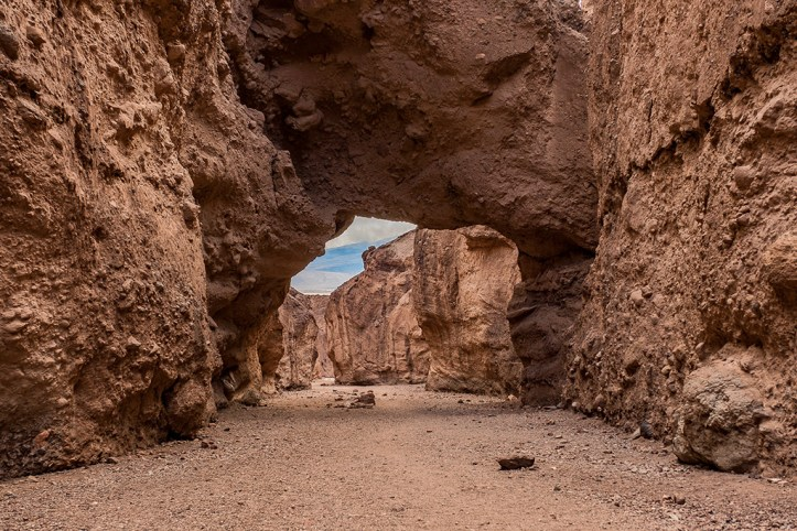 Natural Bridge, Death Valley