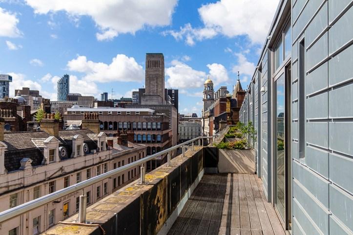 Panoramic View, Liverpool