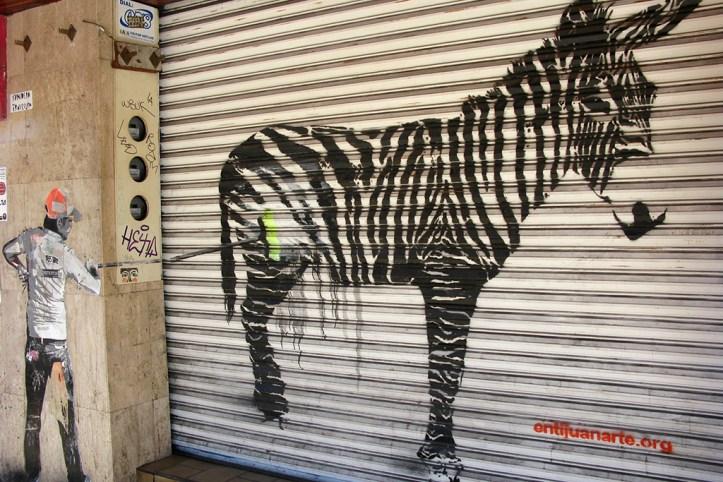 Graffiti Art, Tijuana