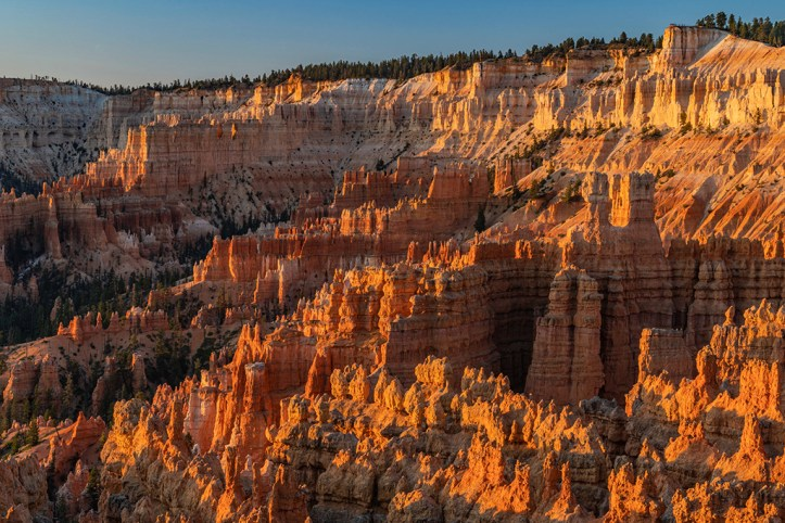 Bryce Amphitheater Sunrise