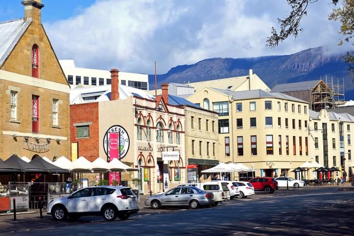 Hobart Architecture