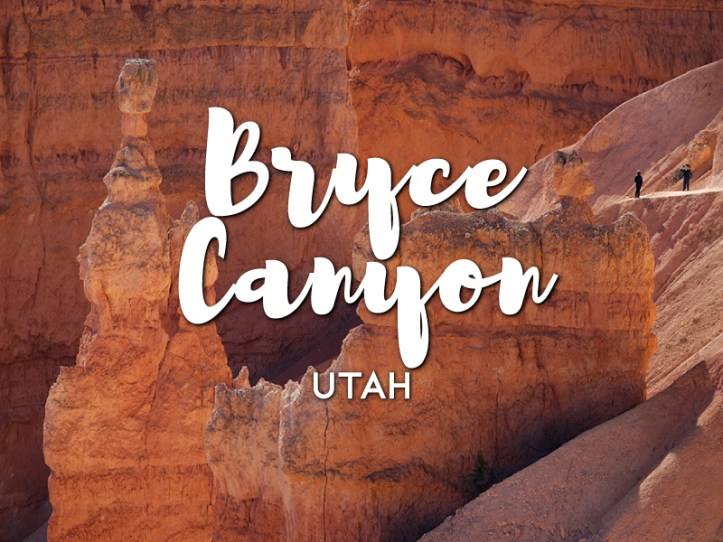 One day in Bryce Canyon Itinerary