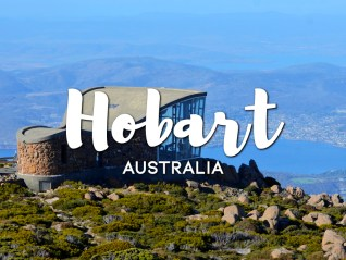 One day in Hobart Itinerary