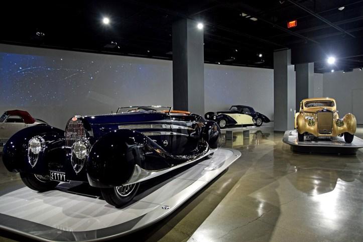 Petersen Automotive Museum, Beverly Hills