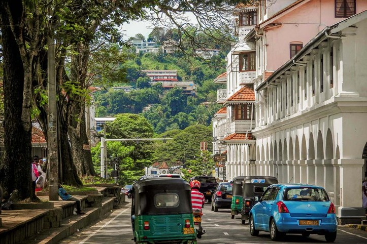 Streets of Kandy